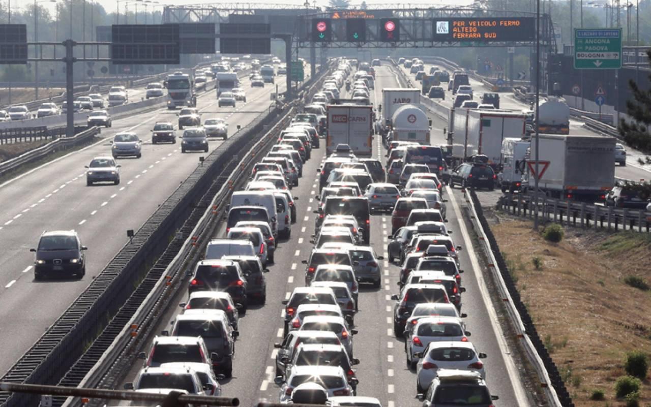 Traffico autostrade tante criticit situazione in tempo for Traffico autostrade in tempo reale