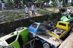 Tragedia nelle Filippine: già 521 vittime