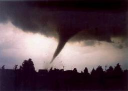 Il tornado F3 di Arcore e Concorezzo del 7 Luglio 2001.