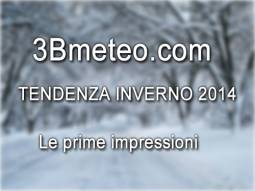 tendenza meteo inverno 2013