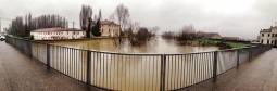 Esondazioni nel padovano