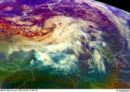 CRONACA: maltempo colpisce Nord e centrali tirreniche