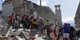 TERREMOTO CENTRO ITALIA, bilancio vittime si aggrava a oltre 280