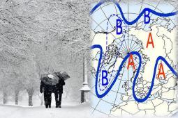 La Nina, il Vortice Polare, Ottobre e le conseguenze sull INVERNO