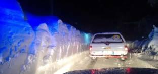 EMERGENZA MALTEMPO: adriatiche in ginocchio tra neve e terremoti