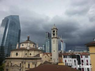 ALLERTA METEO Milano per martedì