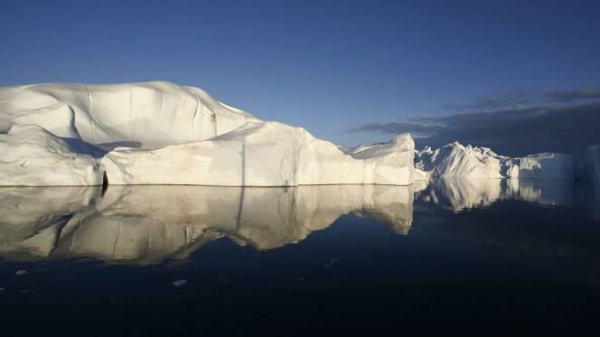 Allarme Groenlandia, scioglimento record della calotta di ghiaccio
