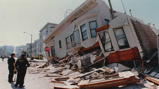 Xoom office san francisco earthquakes