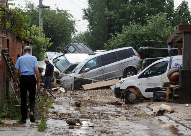 Macedonia:sale bilancio vittime maltempo