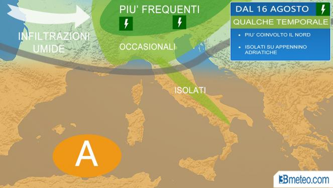 Previsioni meteo/ Weekend e Ferragosto al top: sole e caldo