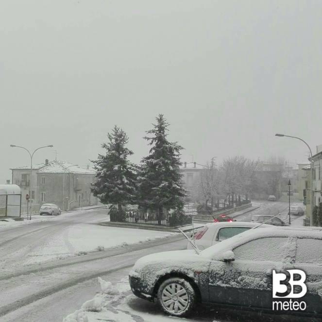 Befana con basse temperature, vento forte, pioggia e forse neve