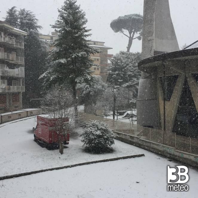 Allerta meteo in Campania: attenzione domani