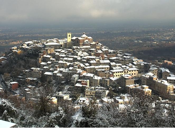Neve e vento sulle Marche, nuova allerta meteo