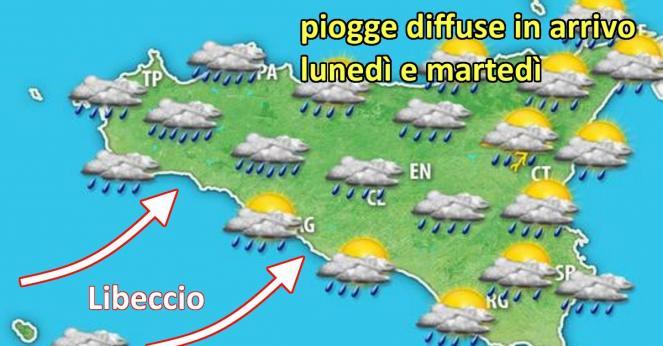 Allerta temporali su Lazio e Sardegna, venti forti su tutta l'Italia