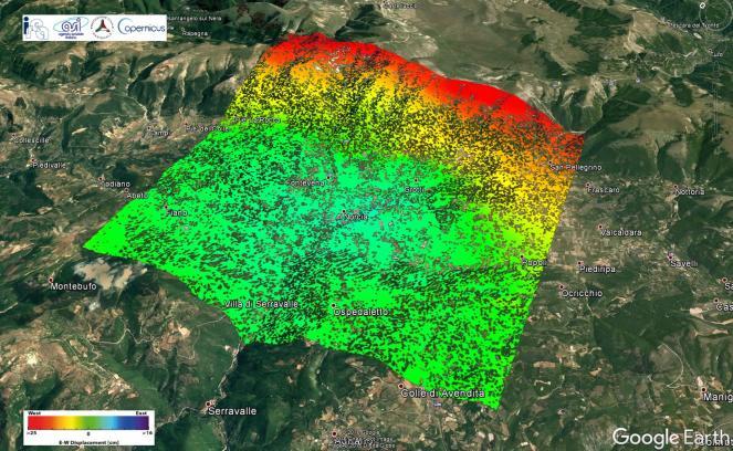 Terremoto: Ingv, da domenica 30 gia' oltre 3300 eventi sismici