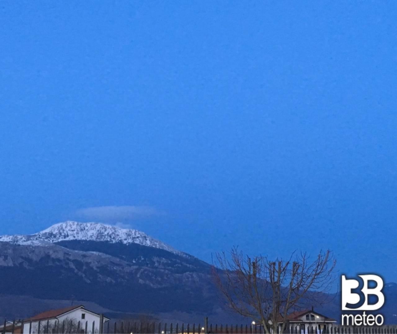 Fotosegnalazione di villa d 39 agri foto gallery 3b meteo - 3b meteo bagno di romagna ...