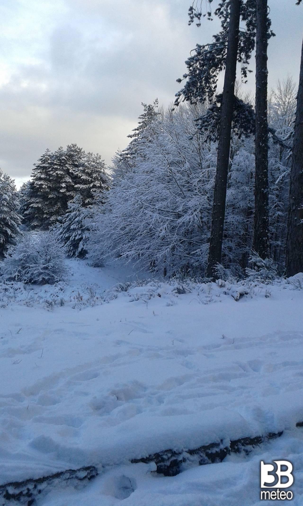 Neve ai piani di carmelia foto gallery 3b meteo for 3 piani di veranda stagionale