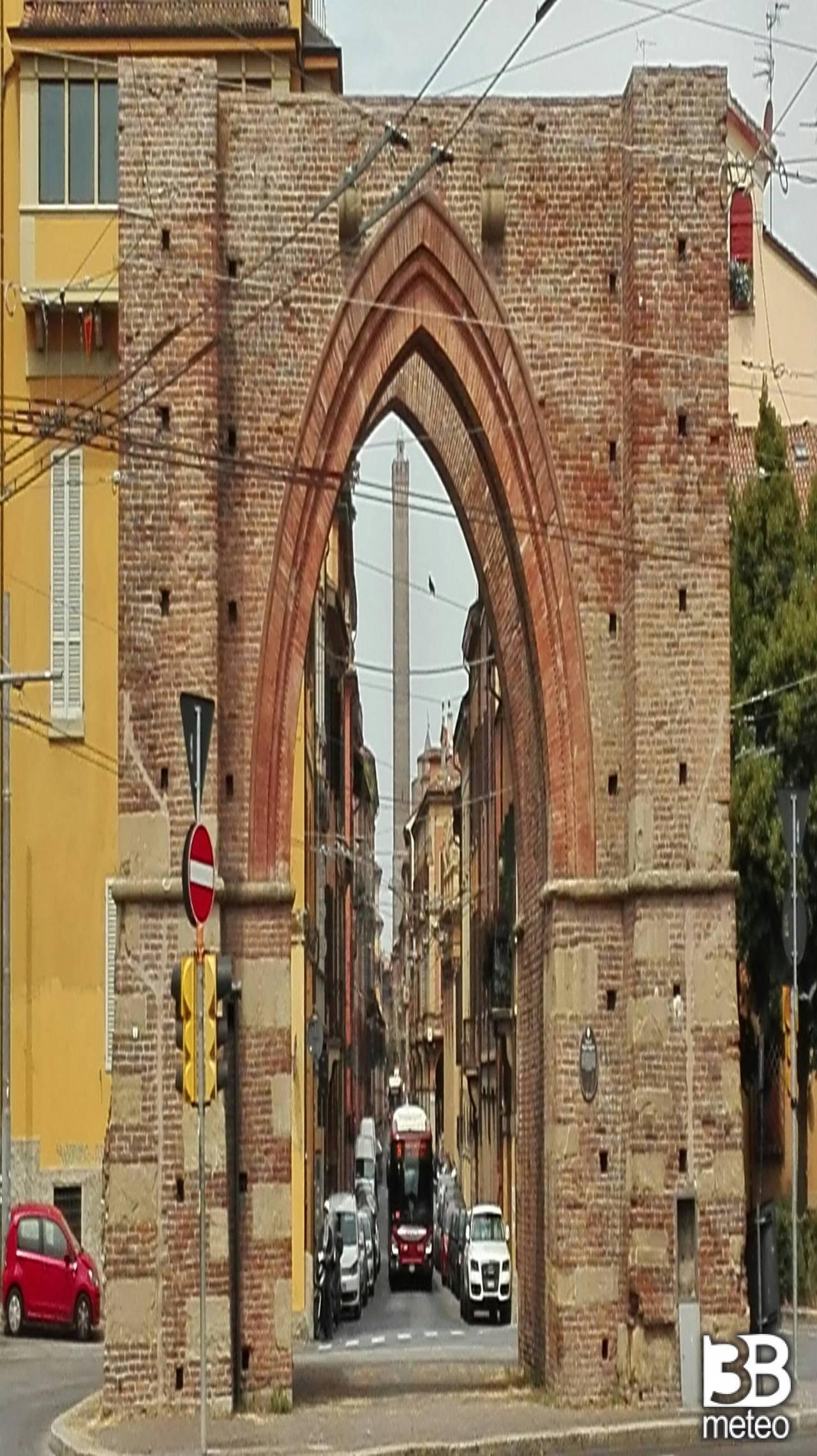 Porta maggiore foto gallery 3b meteo for Porta maggiore