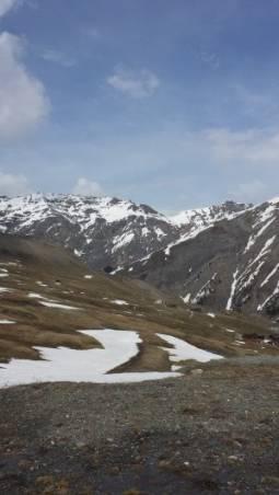 Baita di montagna