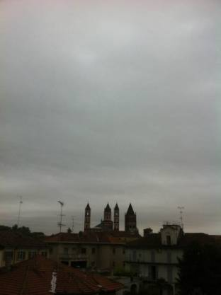 Meteo Vercelli: piogge martedì, molte nubi mercoledì, variabile giovedì