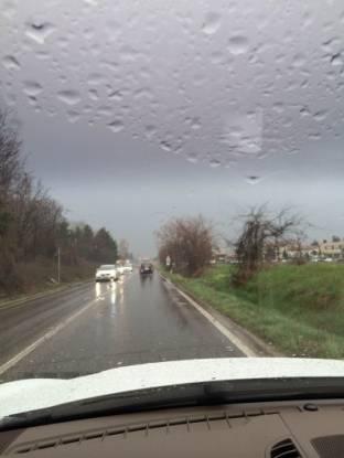 Meteo Siracusa: piogge fino a venerdì, variabile sabato