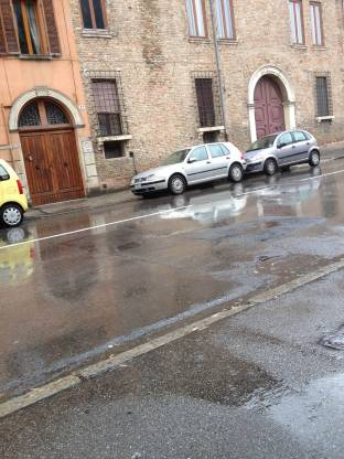 Meteo Ferrara: qualche possibile rovescio per tutto il weekend e anche lunedì