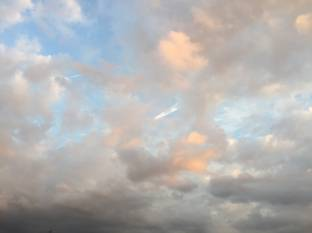 Meteo Frosinone: martedì molte nubi, poi bel tempo
