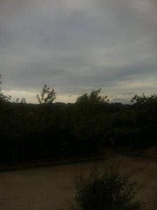 Meteo Viterbo: molte nubi fino a giovedì, bel tempo venerdì