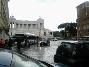 Meteo Roma: mercoledì piogge, poi bel tempo