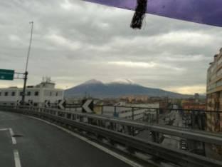 Meteo Napoli: giovedì piogge, poi bel tempo