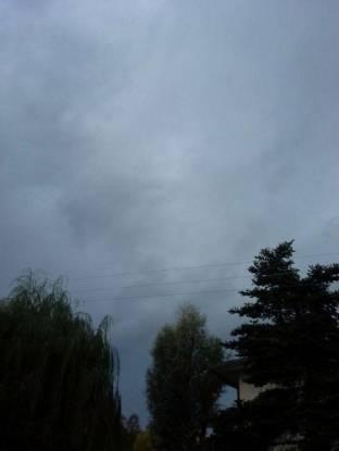 Meteo Treviso: molte nubi domenica, forte maltempo lunedì, temporali martedì