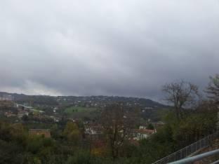 Meteo Potenza: mercoledì molte nubi, poi qualche possibile rovescio