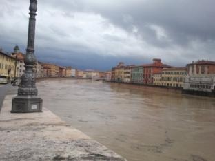 Meteo Pisa: domenica temporali, poi bel tempo