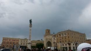 Meteo Lecce: bel tempo domenica, qualche possibile rovescio lunedì, bel tempo martedì