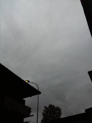 Meteo Piacenza: piogge domenica, qualche possibile rovescio lunedì, piogge martedì