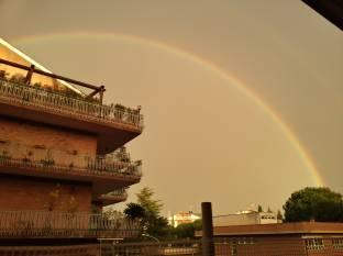 Meteo Roma: lunedì qualche possibile rovescio, poi bel tempo