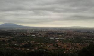 Meteo Caserta: piogge fino a venerdì, qualche possibile rovescio sabato