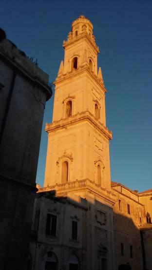 Meteo Lecce: bel tempo almeno fino a sabato