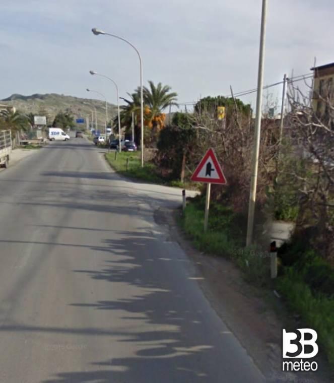 Ss115 traversa via delle margherite foto gallery 3b meteo for Meteo palma di montechiaro