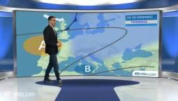 Tendenza Meteo prossima settimana: ancora instabile al Sud, secco al nord