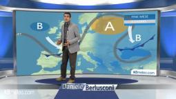 Fine Gennaio: l'Atlantico prova a scardinare l'anticiclone