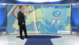 Metà Dicembre: Italia contesa tra mite Anticiclone e freddo russo