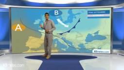 Anticiclone meno forte dalla fine di settembre, primi disturbi atlantici