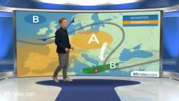 Meteo Italia: Anticiclone e bel tempo, temporali tra sicilia e calabria