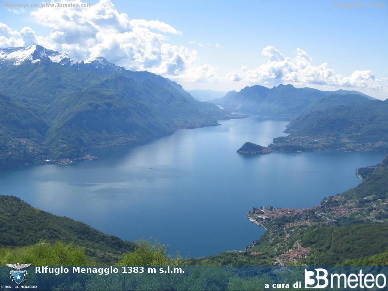 Webcam del Lago di Como desde Menaggio