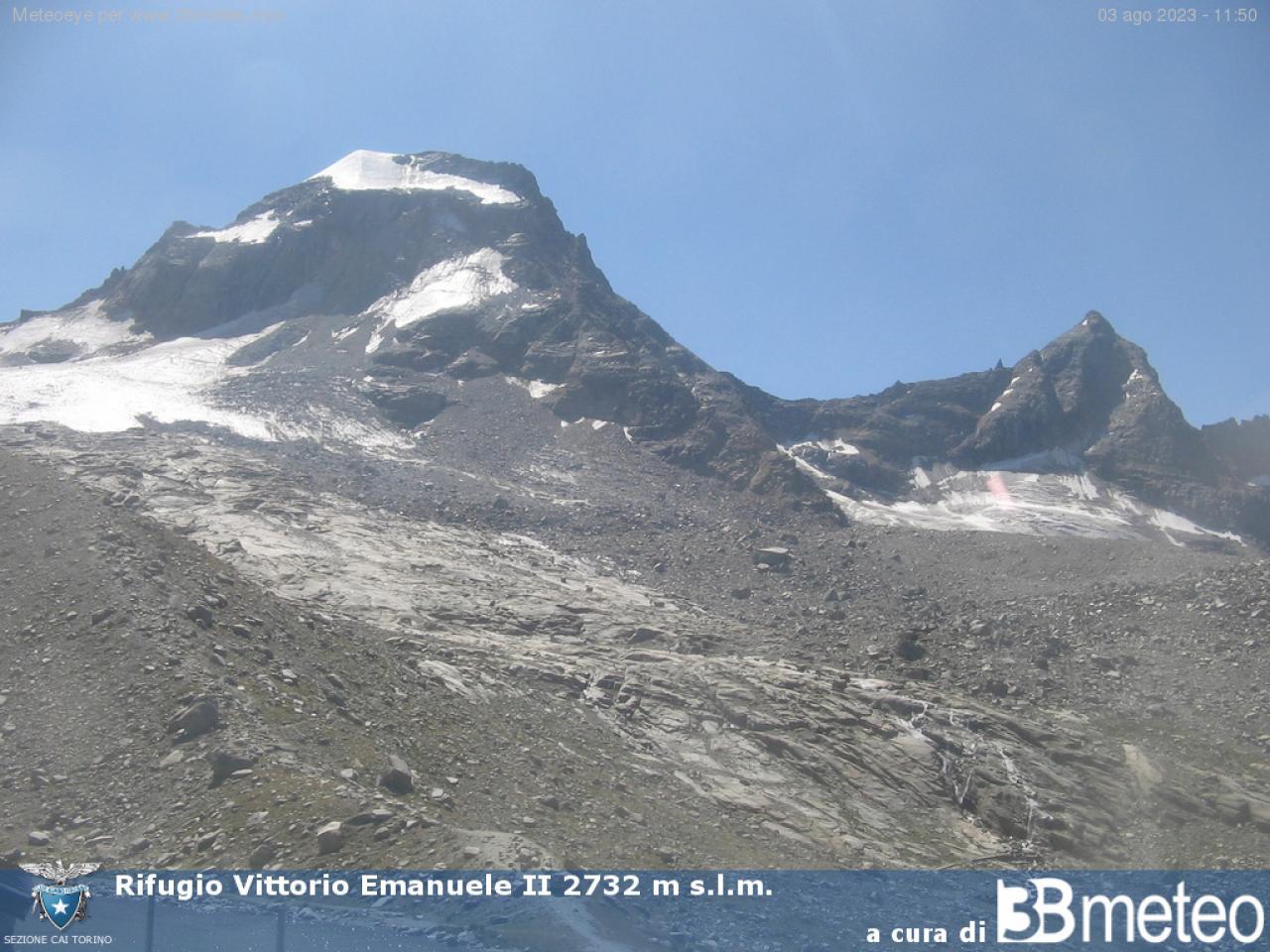 Webcam <br><span>Rifugio Vittorio Emanuele</span>