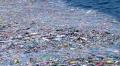 Immagine 1:Una barriera per ripulire il Pacifico dall enorme quantità di rifiuti galleggianti