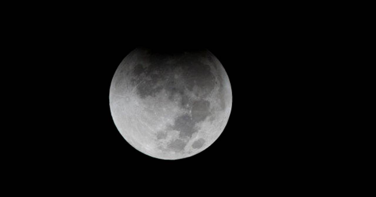 5 Giugno 2020: eclissi di luna penombrale in Italia