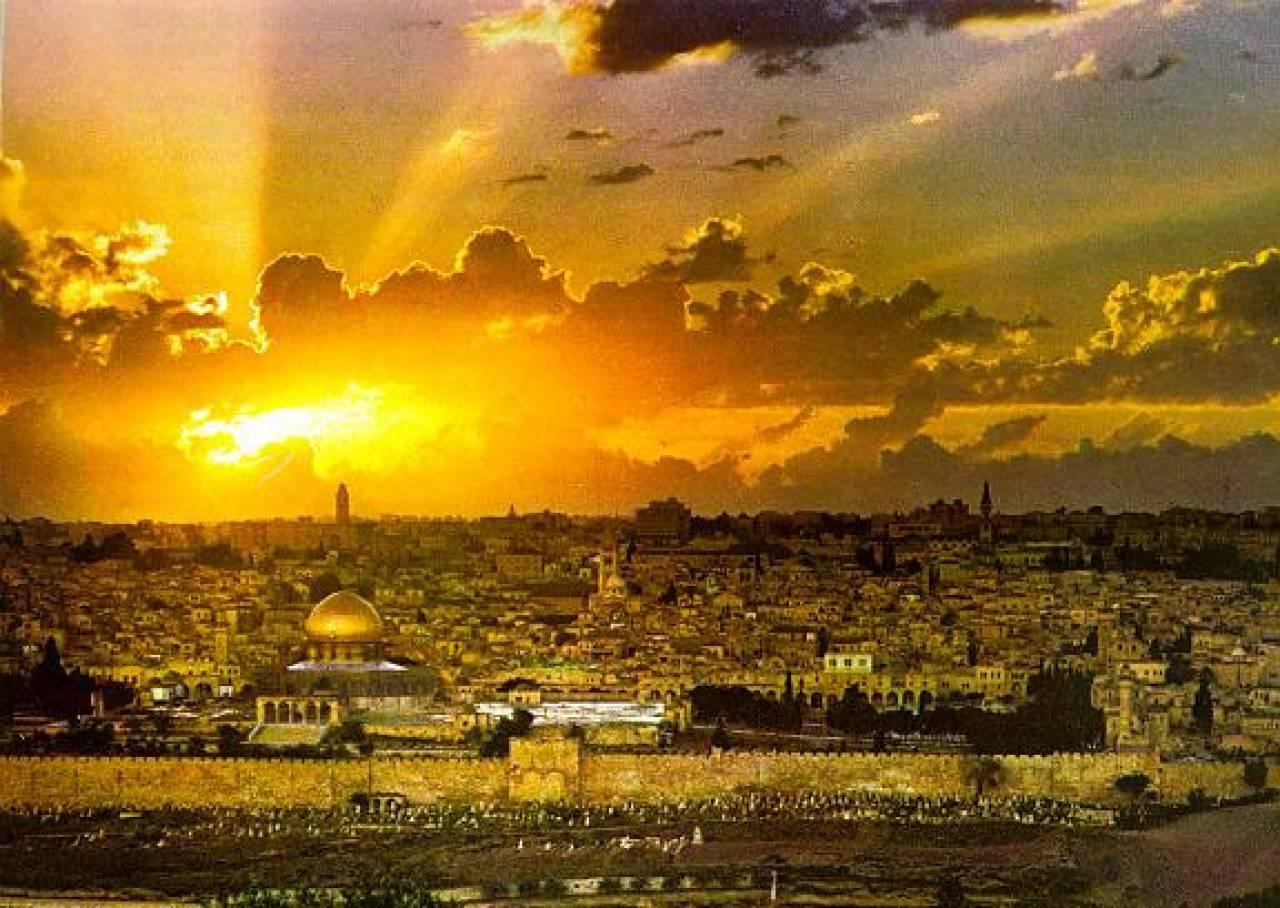 Meteo viaggi il clima di gerusalemme a maggio 3b meteo - 3b meteo bagno di romagna ...