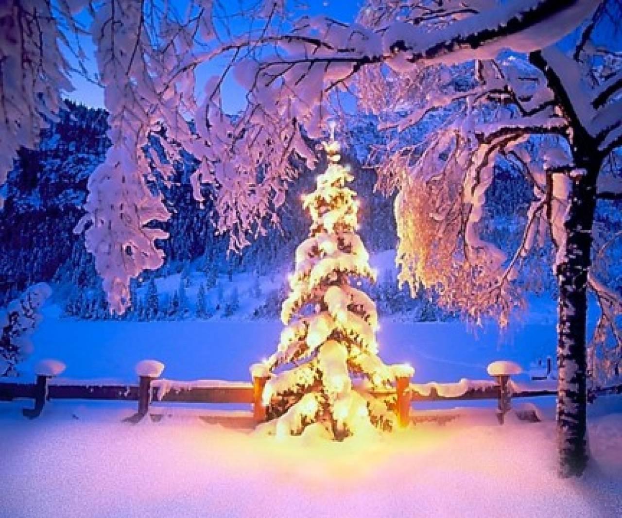 Natale Neve.Neve Tra Vigilia E Natale Ecco Dove E Quando 3b Meteo